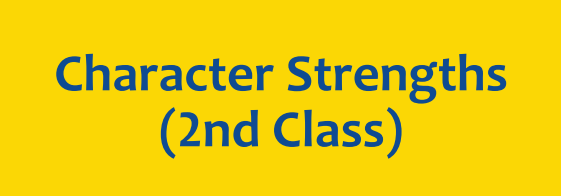 2nd Class Characters Strengths