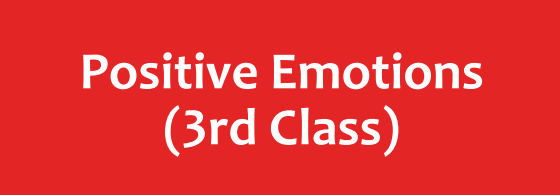 3rd Class Positive Emotions