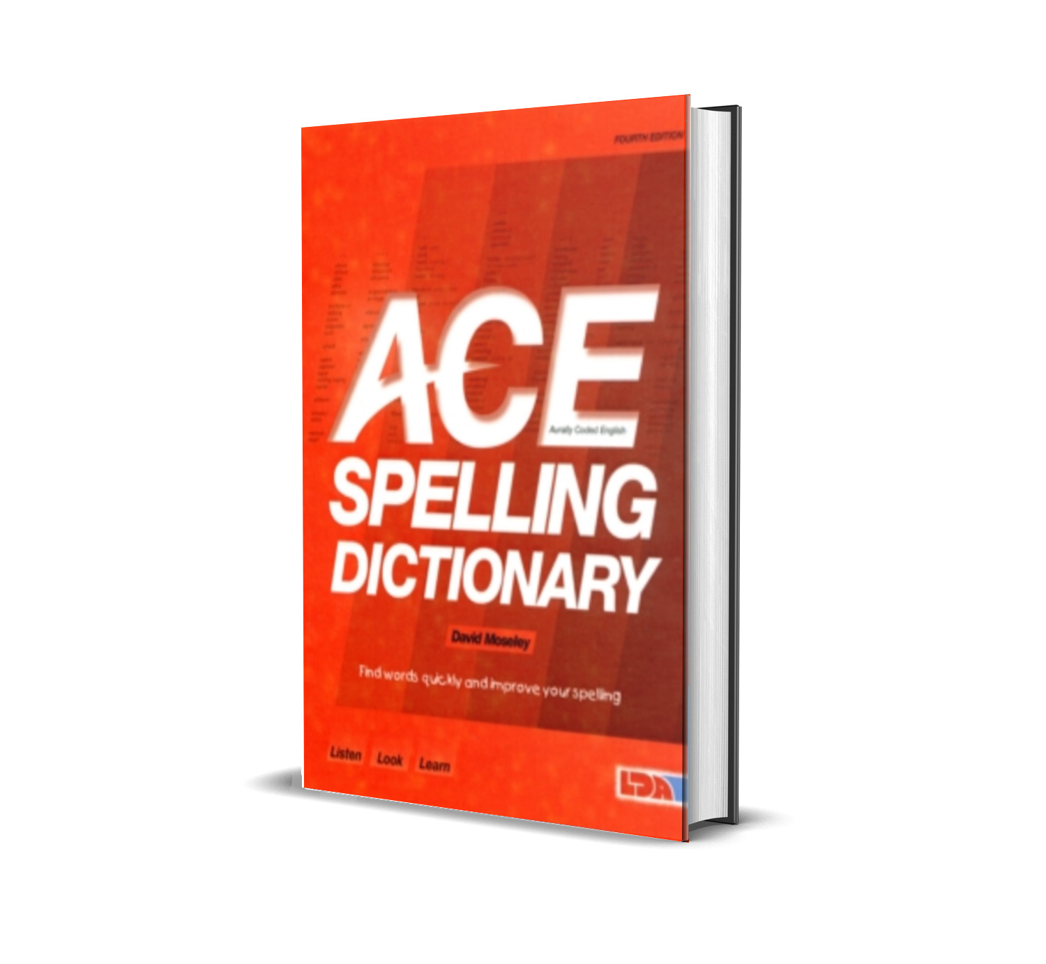 ace spelling dictionary outside the box learning resources. Black Bedroom Furniture Sets. Home Design Ideas