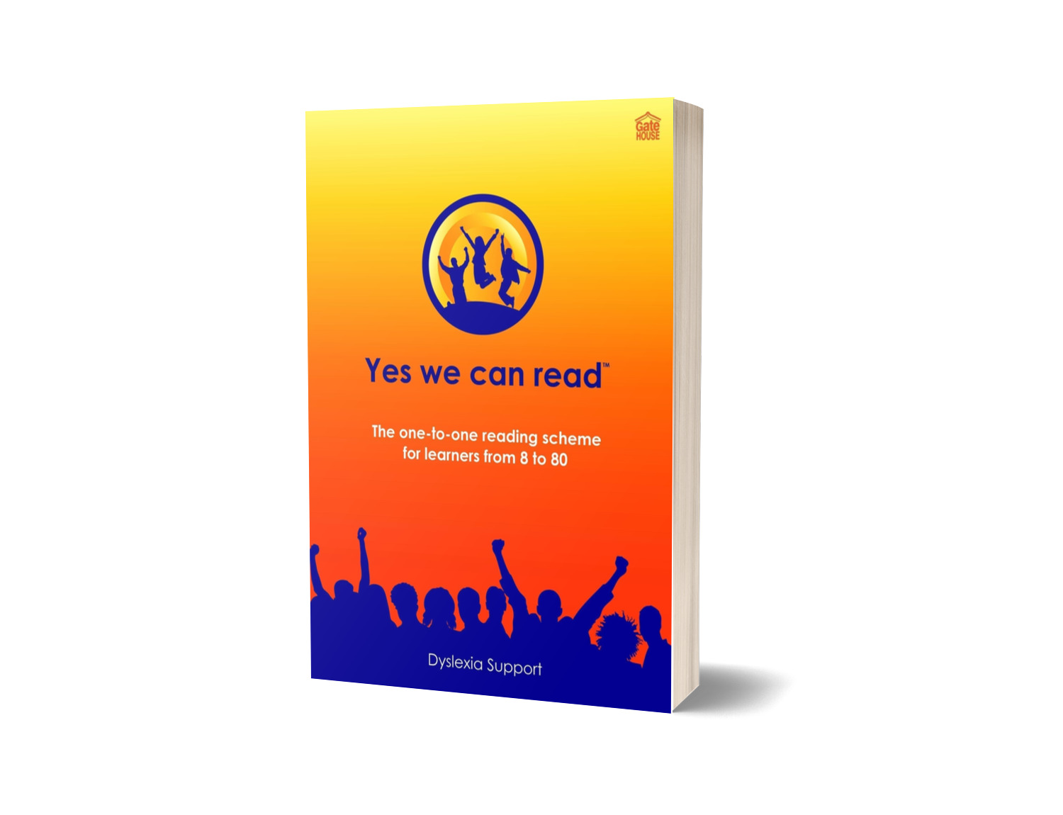 Yes We Can Read – The One-To-One Reading Scheme For Learners From From 8 To  80!