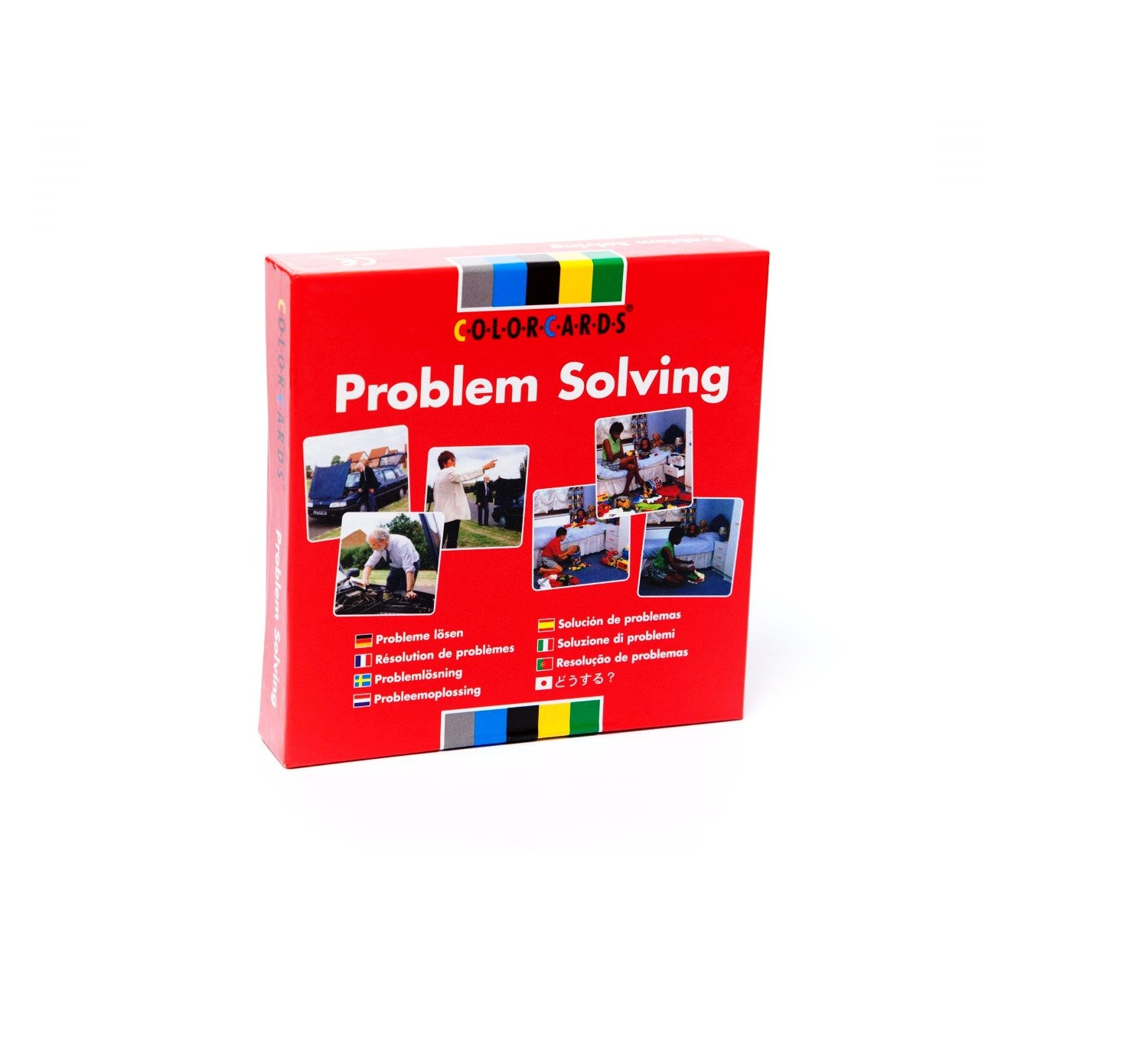 Colorcards: Problem Solving