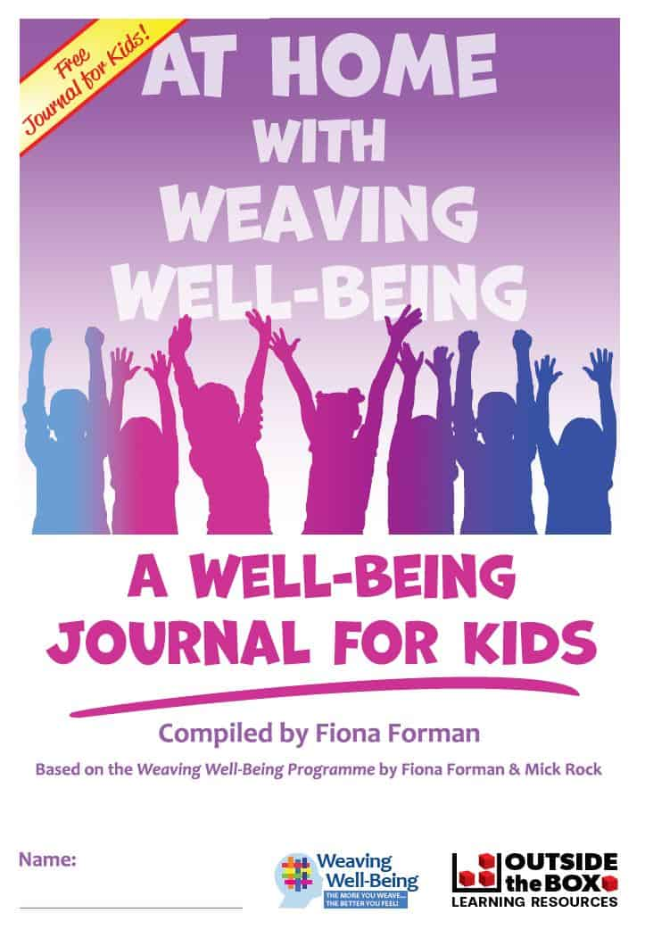 At Home with Weaving Well-Being - Outside the Box Learning Resources
