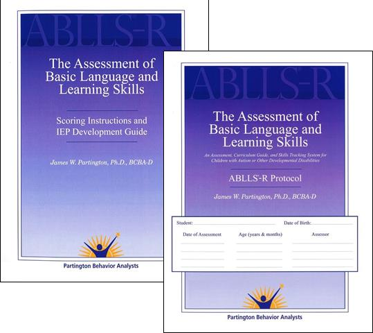 ablls r assessment of basic language and learning skills revised rh otb ie ablls-r scoring guide